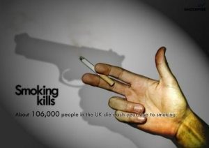 Smoking Kills - Advertisement
